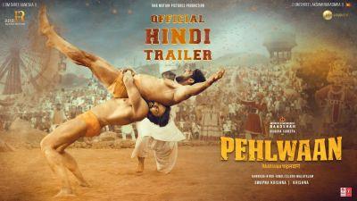 Pehlwaan Trailer: Trailer of 'Pehlwaan' is full of stifling dialogs!