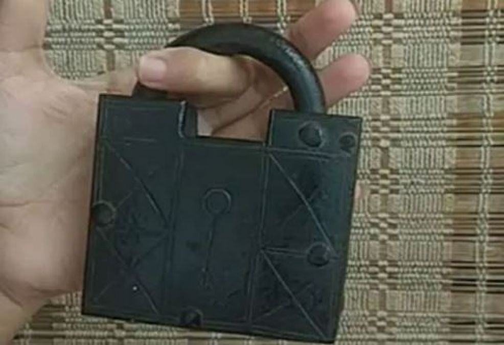 This unique lock going viral on social media, know the specialty