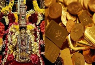 प्रसाद नहीं इस मंदिर में मिलता है सोना, सोने-चांदी के सिक्के के साथ घर जाते हैं भक्त