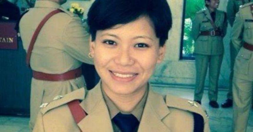 ये है सिक्किम की पहली महिला IPS अफसर