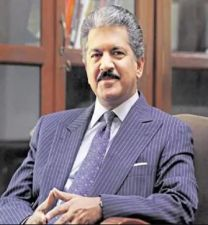 Anand Mahindra explained the unique way of charging mobile