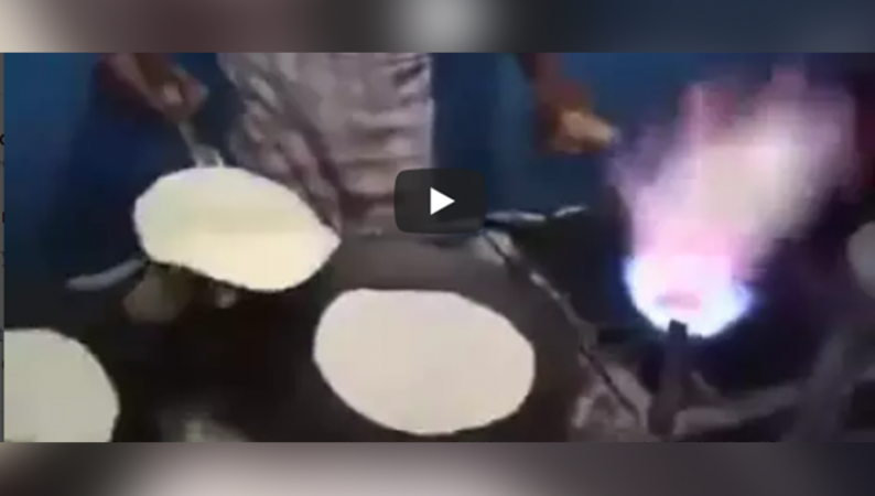 Video : क्या आपने देखा है ऐसा कभी 'Rotiman'