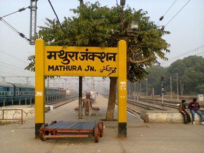अब मंदिर की तरह नजर आएगा यह रेलवे स्टेशन