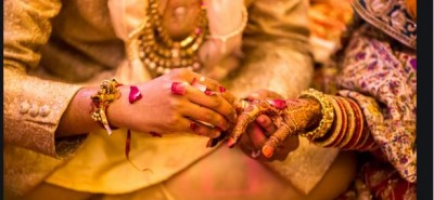 Couple tied knot in unique ceremony, Know here