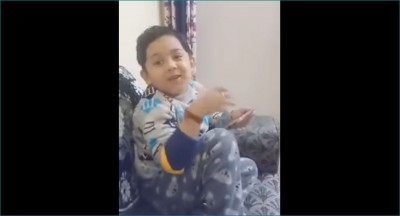VIDEO: Child counted the benefits of marriage to mother