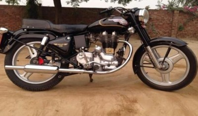 Police cut challan of Rs 68,500 on bullet bike for doing this work, Know here