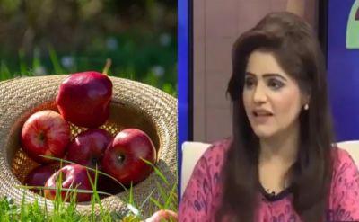 पाकिस्तान एंकर ने iPhone वाले Apple को समझा सेब, हो रही ट्रोल