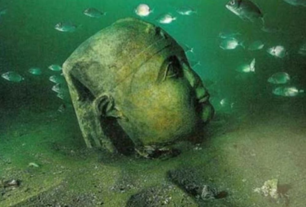 These cities got buried in the sea; the world got stunned by the discovery!