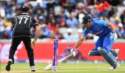 Fan 'Dies of Shock' after Dhoni's Dismissal against New Zealand in World Cup 2019