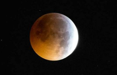 149 Years Later, These View Of The Lunar Eclipse Appeared In The World, See Photos