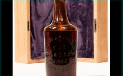World's oldest whisky sold for crores of rupees!