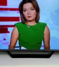 watch viral video:  When Ukraine news anchors tooth falls out on live telecast