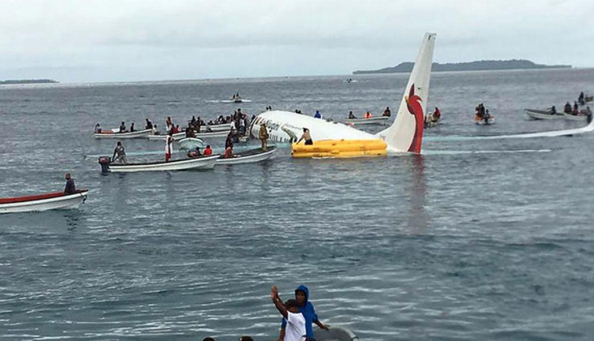 पायलट की गलती से हुआ विमान हादसा, चेतावनी को किया अनसुना