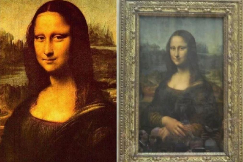 A painting made in 16 years worth Rs 5712 crore, You can't imagine the price of this mysterious painting