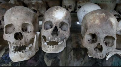 Human Skulls Being Sold Online, Know What's The Case