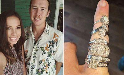 इस कपल की चमकी किस्मत, हाथ लगी 6 हीरे की अंगूठियां