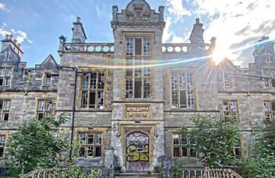 Denbigh Asylum in Wales considered haunted, named as