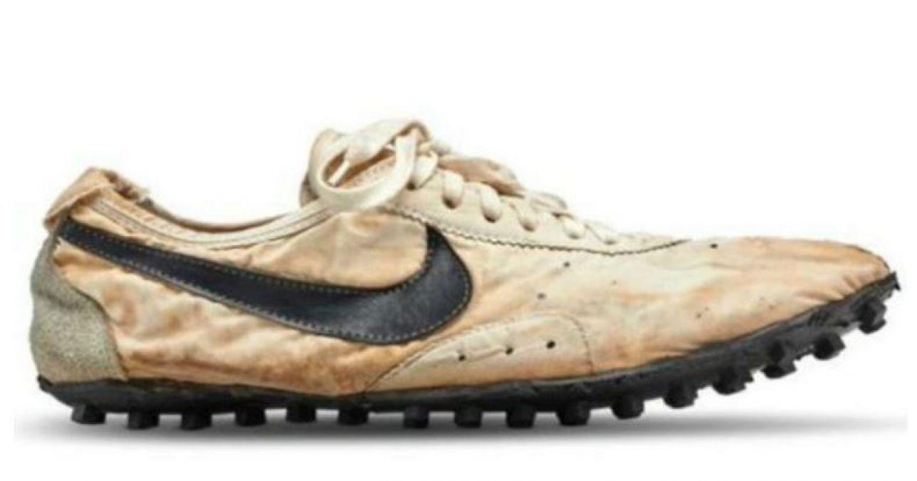 3 करोड़ में बिके Nike के ये कीमती जूते