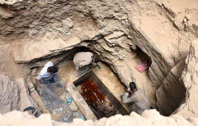 2000 साल पुरानी कब्र में दिखा हैरान कर देने वाला नज़ारा
