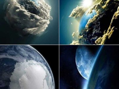 Know the truth behind These Beautiful Pictures of the Earth Sent by Chandrayaan 2; going viral!