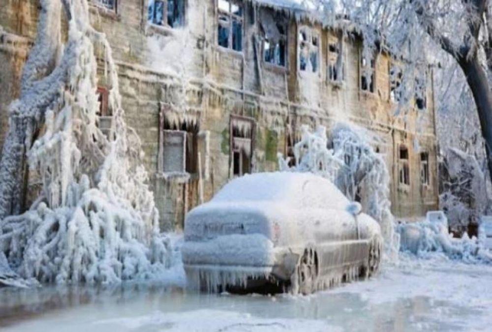 यह है दुनिया का सबसे ठंडा शहर, जन-जीवन पूरी तरह से है खतरे में