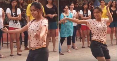 ओडिसा के कॉलेज की लड़कियों का यह जबरजस्त डांस देखा आपने