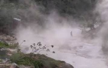 Boiling river in Amazon forest, Know temperature of its water
