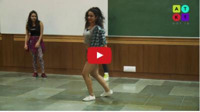 Video : IIT दिल्ली की लड़कियों का धमाकेदार डांस, देखिये Sexy मूव्स