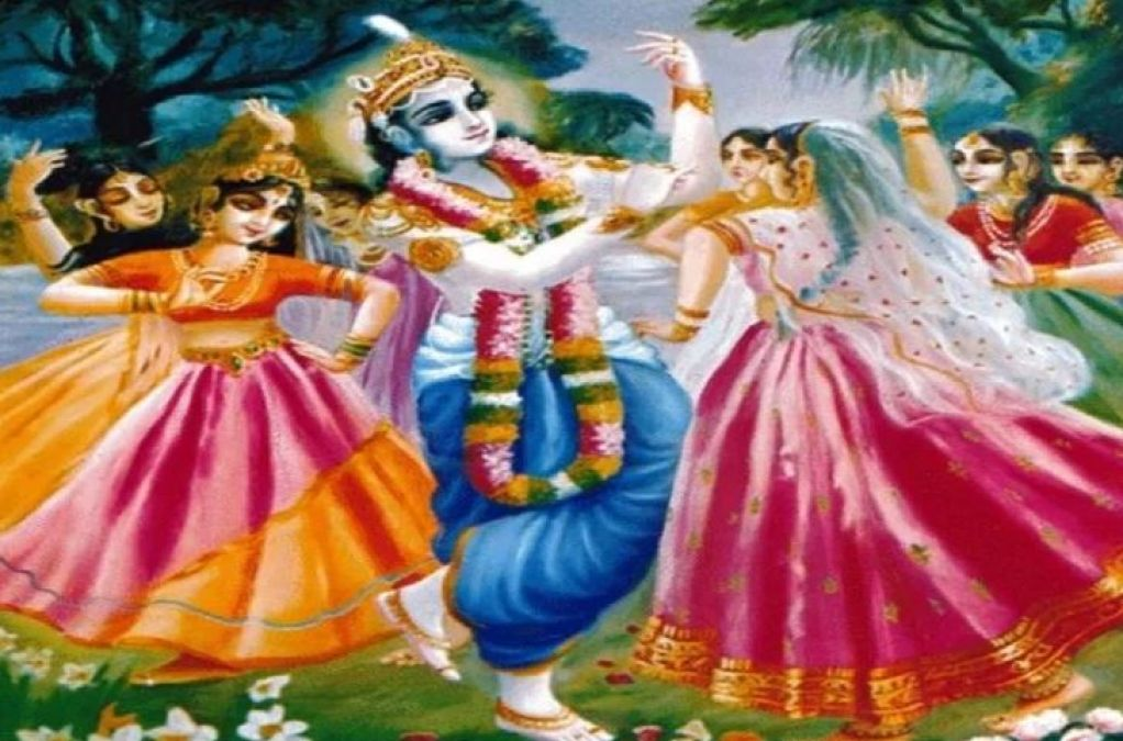 Lord Krishna cursed his son that cannot be imagined by any father