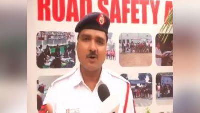 Head Constable's Sang Rap goes viral on Social Media, 'Tera Time Ayega...'