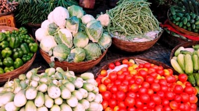 This vegetable seller should be given 'Salesman of the year' Award