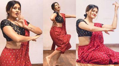 कैटरीना कैफ को टक्कर दे गई यह लड़की, भारत के गाने पर जमकर किया डांस