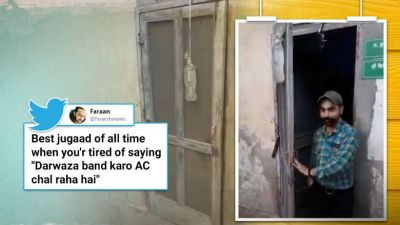 Best Door Closer made at just Rs 2, video going viral