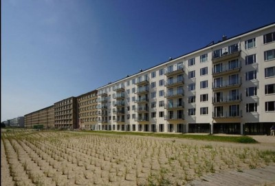 No one stayed in this hotel with 10 thousand rooms in Germany