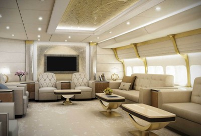 This private jet has facilities like home worth crores of rupees
