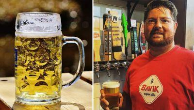 सिर्फ बीयर पी कर इस शख्स ने घटाया 20 किलो वजन