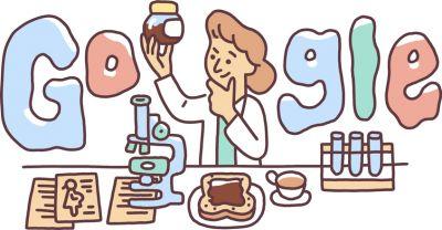 Google Doodle : प्रेगनेंट लेडीज के लिए भगवान थी Lucy