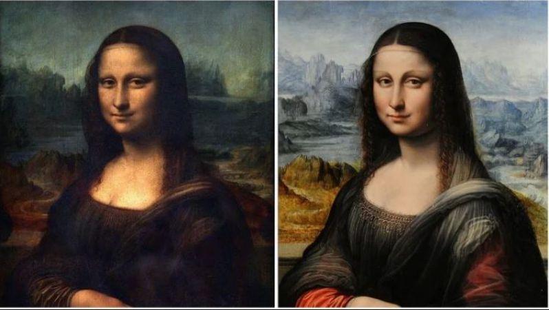 इस कारण फेमस मोनालिसा की साधारण सी पेंटिंग है अरबों की
