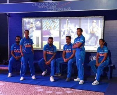 World Cup 2019: टीम इंडिया की नई जर्सी में जुड़ी होंगी ऐतिहासिक यादें!