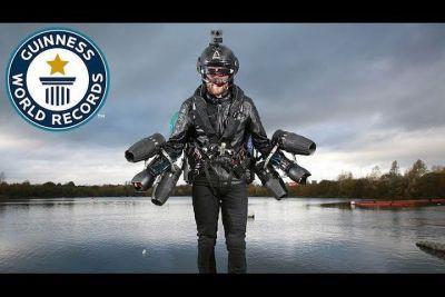 अब आपको भी उड़ा सकेगा ब्रिटैन में बना ये 'आयरन मैन' सूट