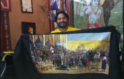 दुनिया का सबसे अनोखा पेंटर, पेंटिंग ऐसी जो उड़ा दें लोगों के होश
