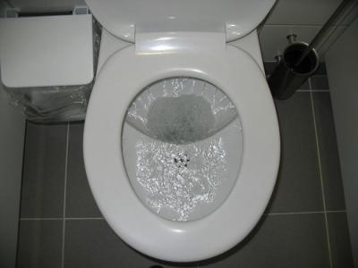 टॉयलेट का पानी बेचकर सरकारी एंजेसी ने कमाए करोड़ो रूपए