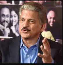 Anand Mahindra's New tweet on Navratri is trending on social media