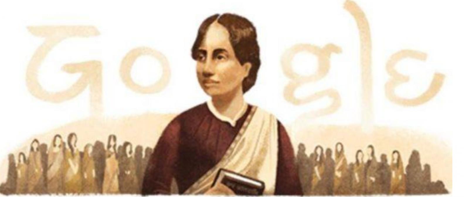 Google Doodle : कामिनी राय का जीवन था समाज को समर्पित, महिलाओं के लिए किया था ये काम