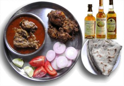 Strange fine: If consumed alcohol, will have to feed mutton to the whole village