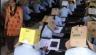 परीक्षा में नक़ल रोकने के लिए अपनाया अनोखा तरीका, पहना दिया गट्टे का डिब्बा