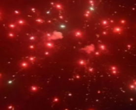 These natural fireworks will take place in the sky before Diwali on this day