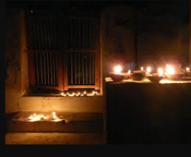 For the last five years, people of these villages have not celebrated Diwali, know why