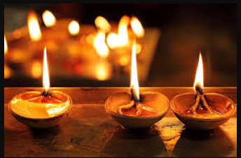 This earthen lamp in the trend, will save both pollution and health
