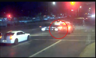 The car accelerated at the red signal and all this happened; know more!